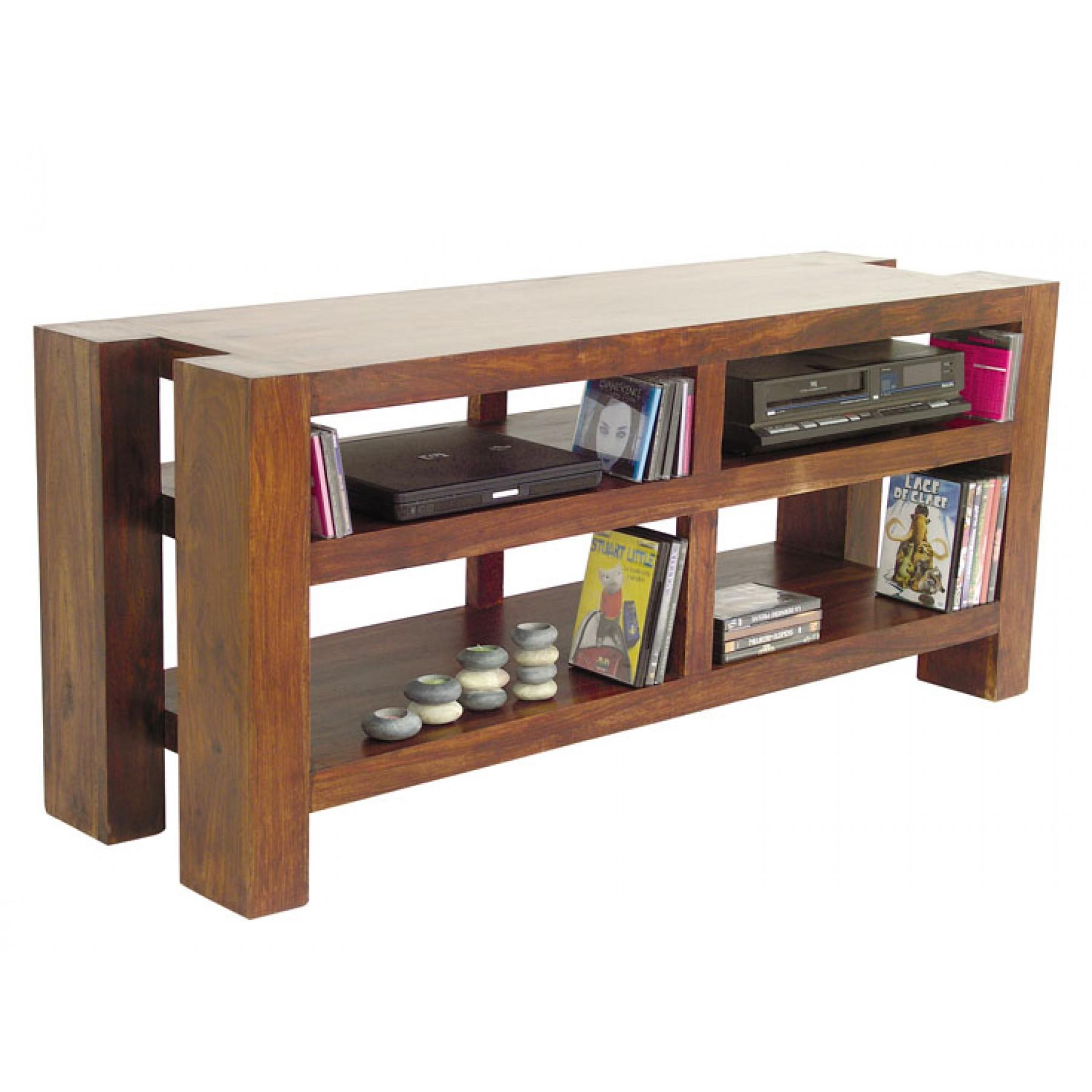 meuble tv 4 niches hindi par nomadde meubles design
