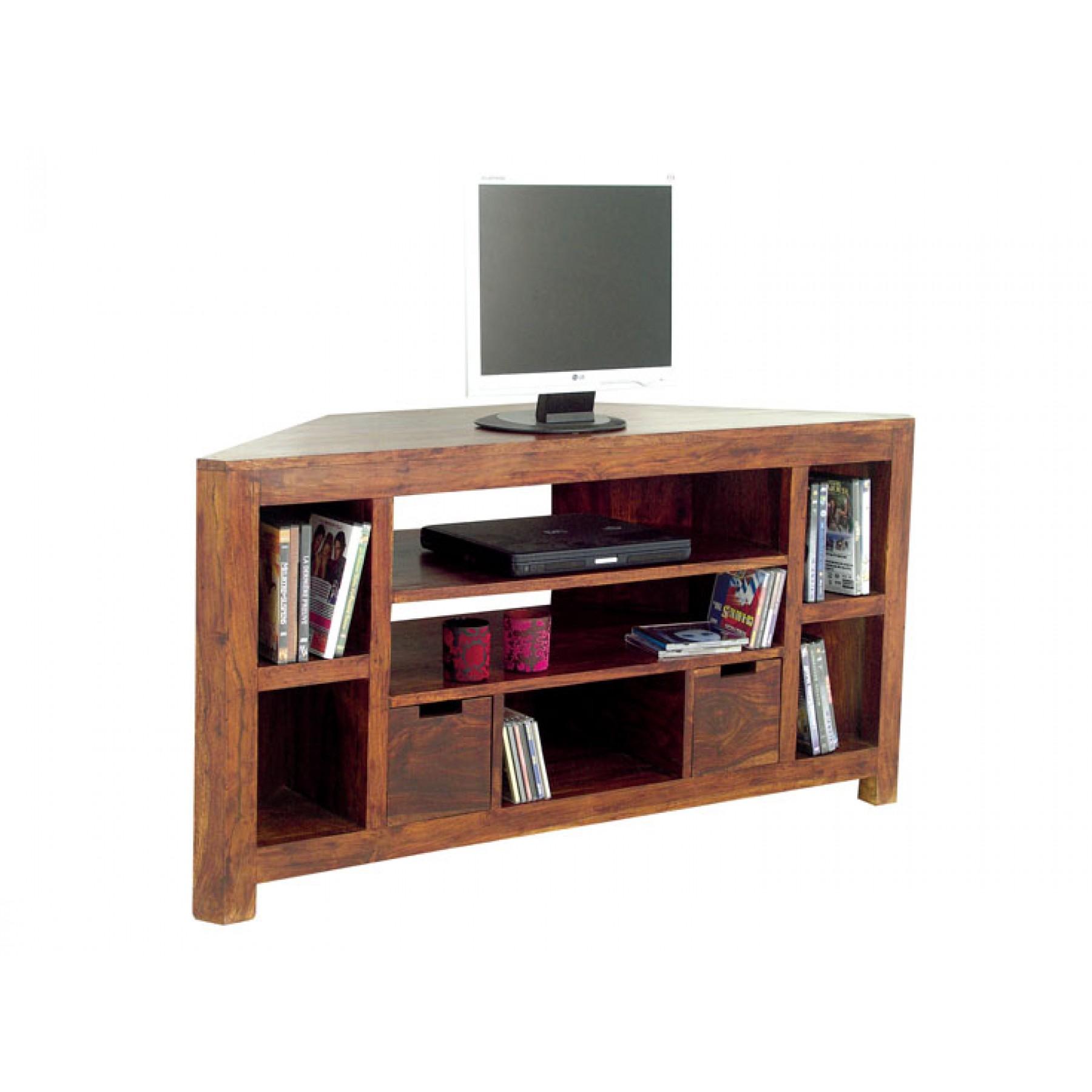 meuble tv d 39 angle par nomadde mobilier design