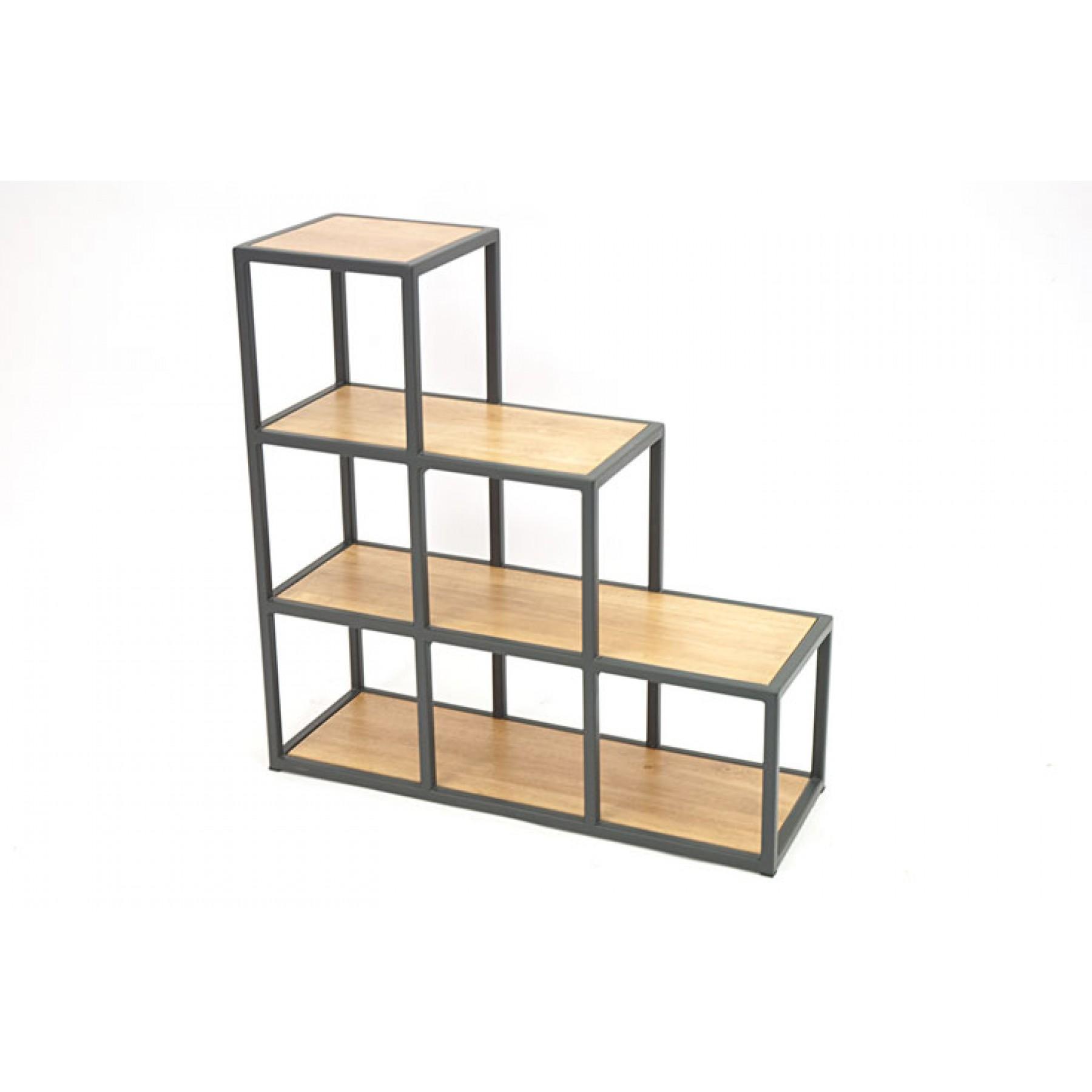 etag re en escalier saxon par nomadde mobilier design. Black Bedroom Furniture Sets. Home Design Ideas