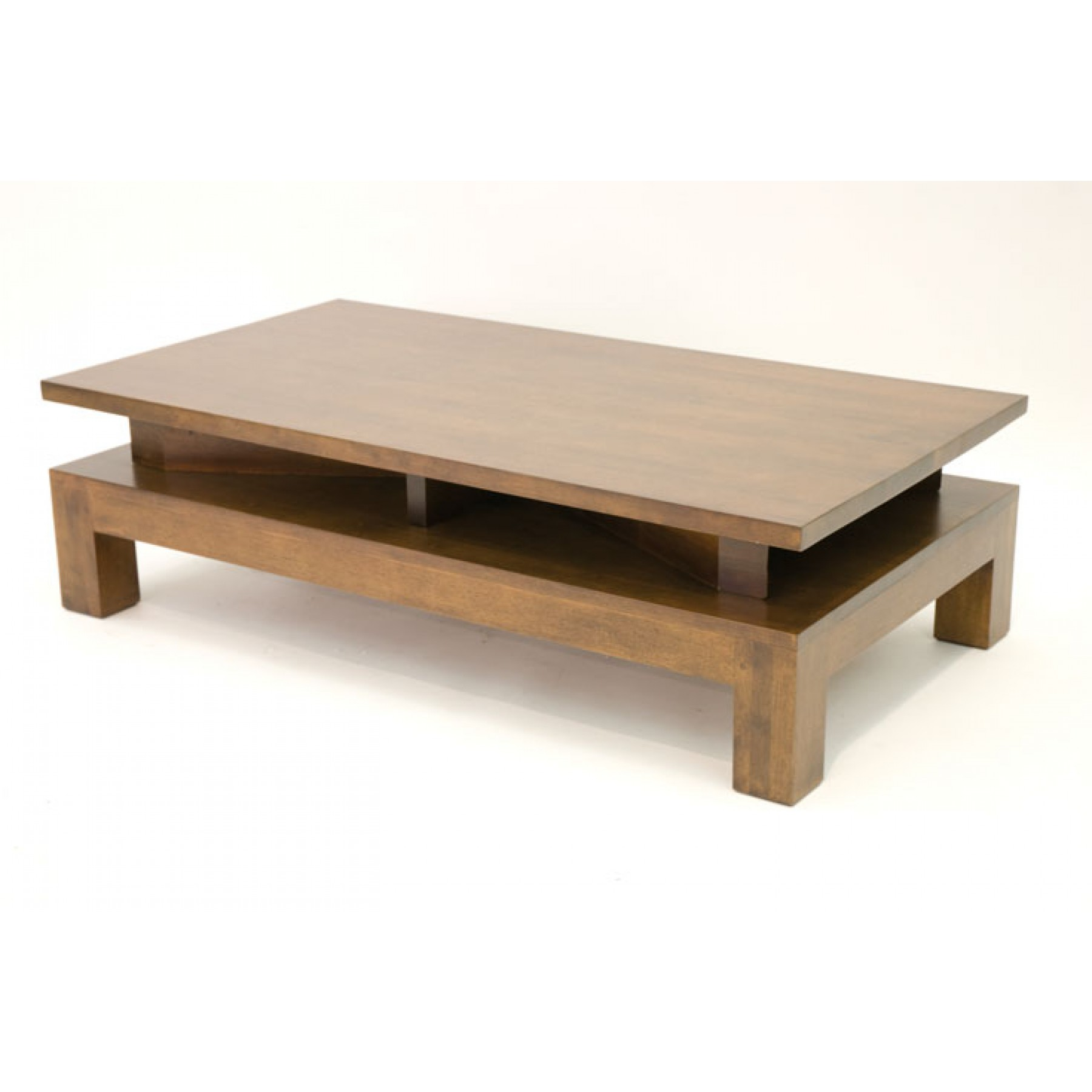 Table basse rectangle Moken
