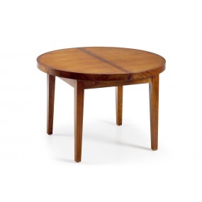 TABLE RONDE MAORI 120 DIAM. EXTENSIBLE 120-170*120*78