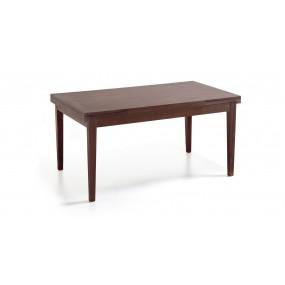 TABLE DE SALLE À MANGER EXTENSIBLE INCA 2 RALLONGES 160-240*90*78