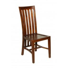 Lot de 2 chaises bois baléro