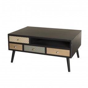 Table basse 8 tiroirs