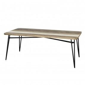 Table à manger bois 200x100cm