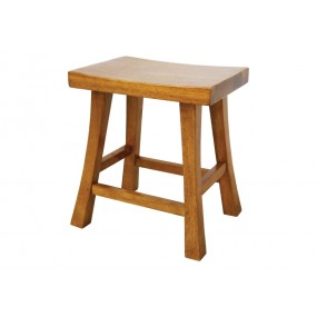 Tabouret bas chine Blang