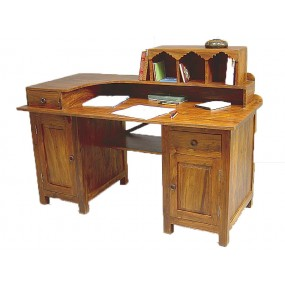 Bureau à gauche Hindi