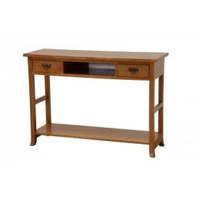 Console 2 tiroirs Hmong