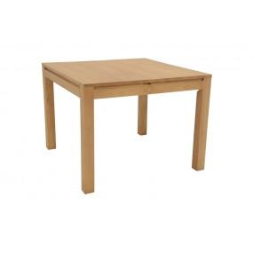 Table repas avec 2 extensions Sami