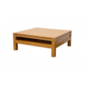 Table basse carrée 1 niche Sami