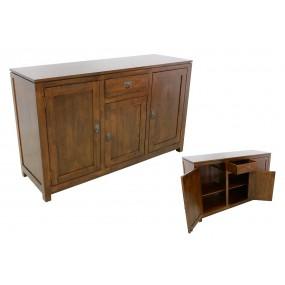 Enfilade 3 portes 3 tiroirs Maya