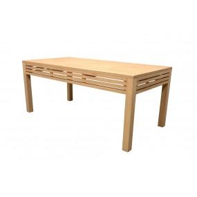 Table repas 6 personnes - 180x90x76 cm