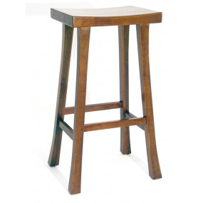 Tabouret haut chine Blang