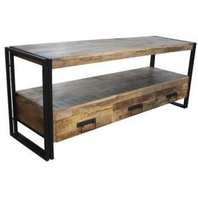 Meuble TV 3 tiroirs Pachtoune