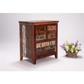 Commode 6 tiroirs Tamang