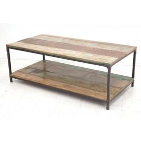 Table basse rectangle grande Tamang