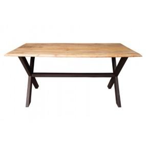 Table repas pied X Pachtoune