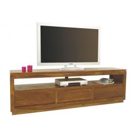 Meuble TV 3 tiroirs Hindi