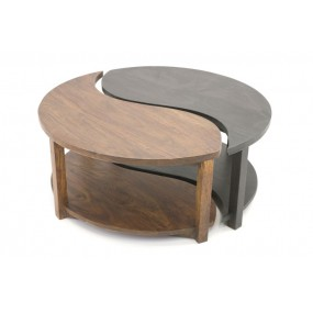 Table basse yin/yang Hindi