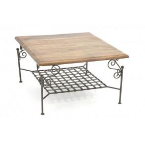 Table basse quadrillé Pachtoune