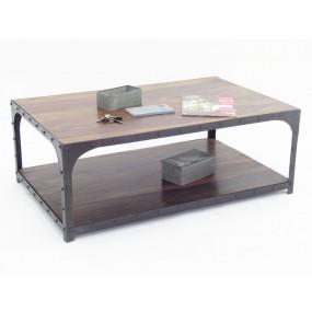 Table basse double plateau Pachtoune