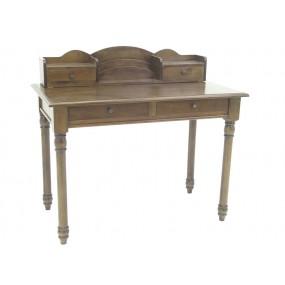 Secrétaire antique 4 tiroirs Teuton