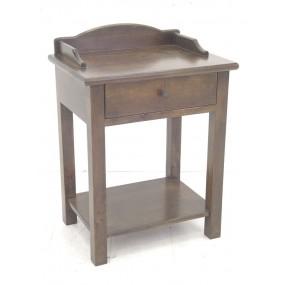 Table de nuit classique 1 tiroir Yugur - couleur personnalisable