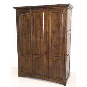 Armoire penderie 3 portes Yugur