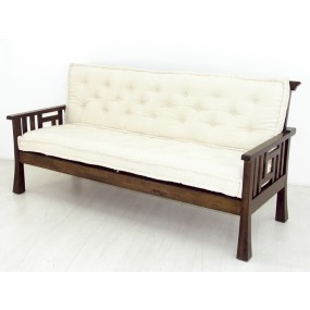 Sofa sans coussin Khmer