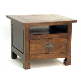 Table appoint 4 portes Hmong