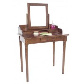 Coiffeuse 3 tiroirs + miroir Yugur