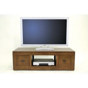 Meuble TV 2 tiroirs Maya