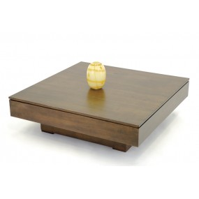 Table basse carrée Maya