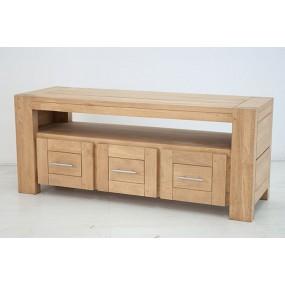 Meuble TV 3 tiroirs Huns