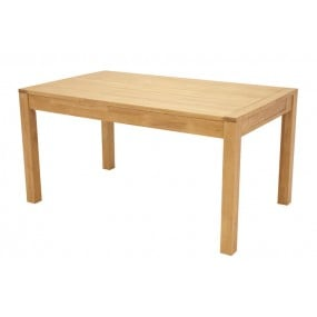 Table repas rectangle avec 2 extensions Batave