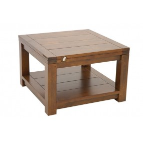 Table basse extension avec 2 extensions