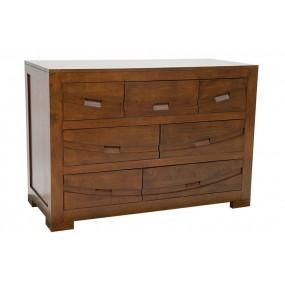 Commode 7 tiroirs Harari