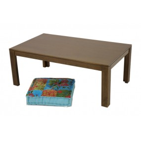 Table basse rectagnle simple Maya