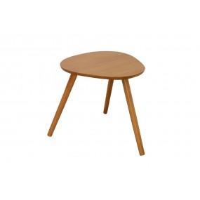 Petite table basse ovale démontable Parsi