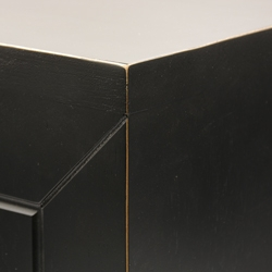 Echantillon couleur personnalisable noir