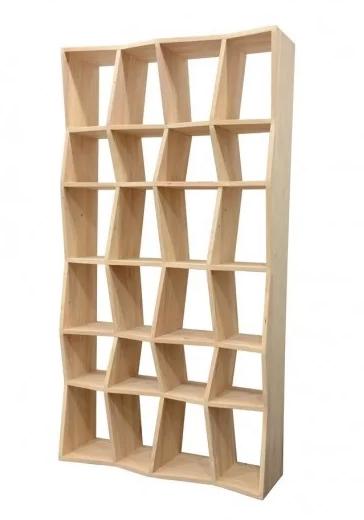 Bibliothèque de séparation design
